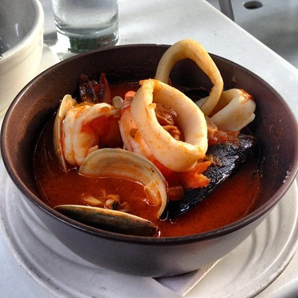 Seafood Soup - Caffe Buon Gusto - UES, New York, NY