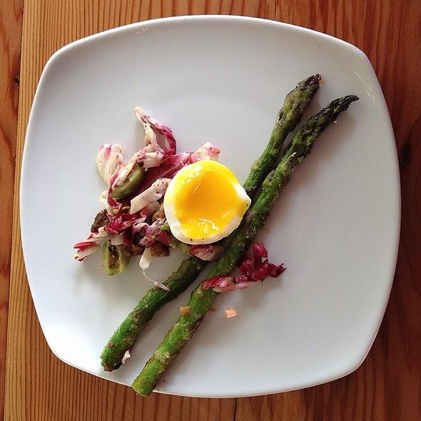 Lemongrass Asparagus @ Brimmer And Heeltap
