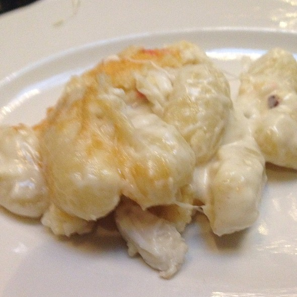 King Crab Gnocchi - Del Frisco's Double Eagle Steak House - Chicago, Chicago, IL