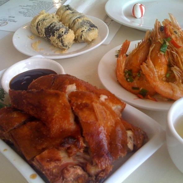 Roasted Duck @ Joyful Garden Fine Asian Cuisine