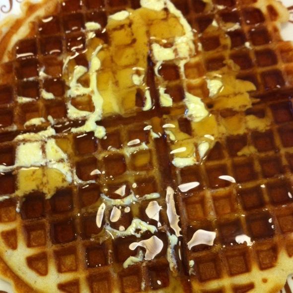 Original Waffle  @ Waffle House