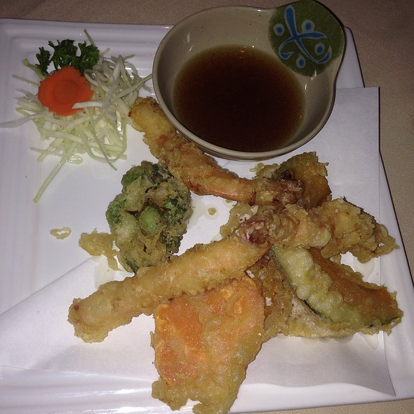 Tempura Appetizer - Fuji Mountain Japanese Restaurant, Philadelphia, PA