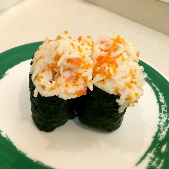 Crab Mayo Gunkan Sushi