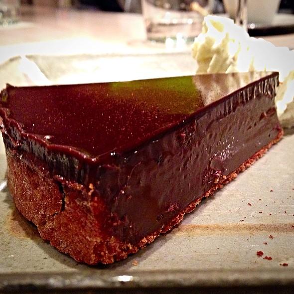 Christian Constant Chocolate Tart @ Les Cocottes de Christian Constant