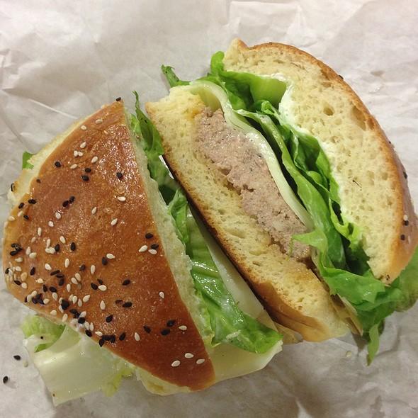 Pâté De Campagne Sandwich
