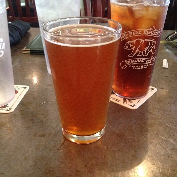 Mach 10 Double Ipa - Bear Republic Brewing Company - Healdsburg, Healdsburg, CA