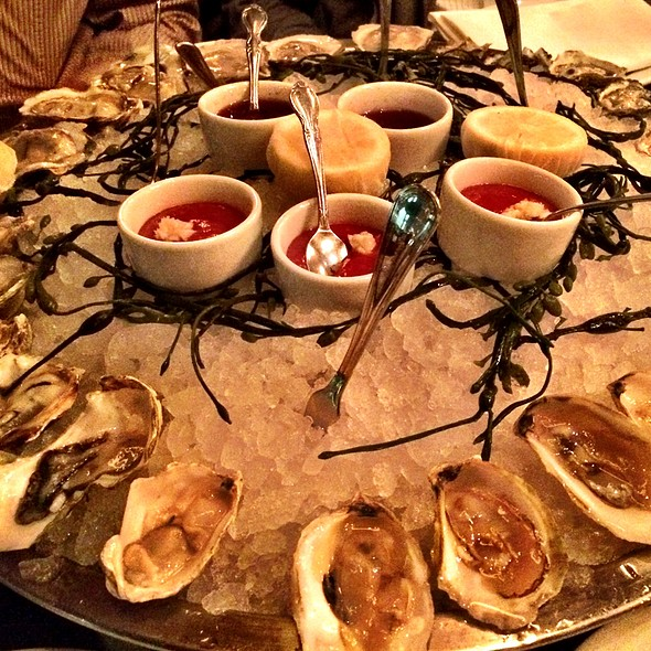 Oysters - Porter House Bar and Grill, New York, NY