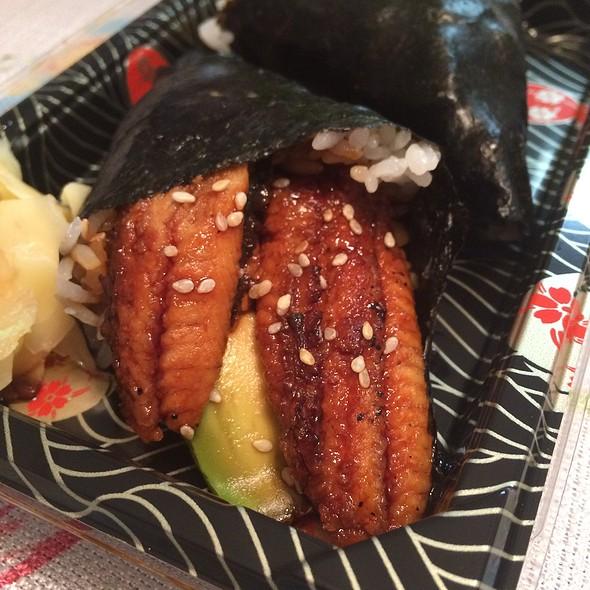 Unagi Handroll  - Sushi Zushi - Downtown, San Antonio, TX