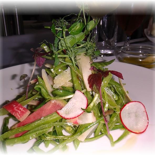 Pea Salad @ Ostra