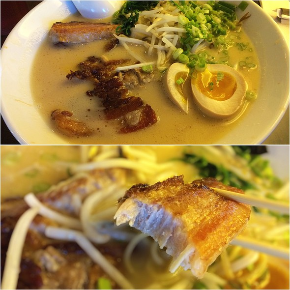 Tonkotsu Ramen
