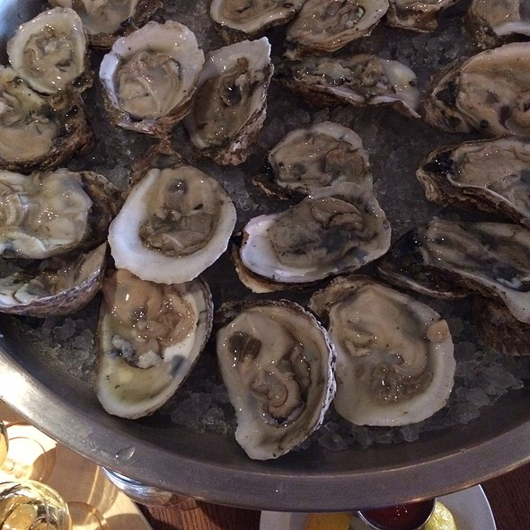 Oysters - Federal Taphouse and Kitchen, Providence, RI