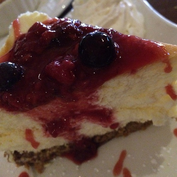 Cheesecake - Federal Taphouse and Kitchen, Providence, RI