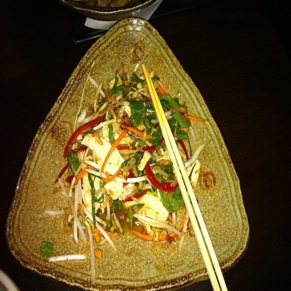 Vietnamese Chicken Salad - Cicada, Los Angeles, CA