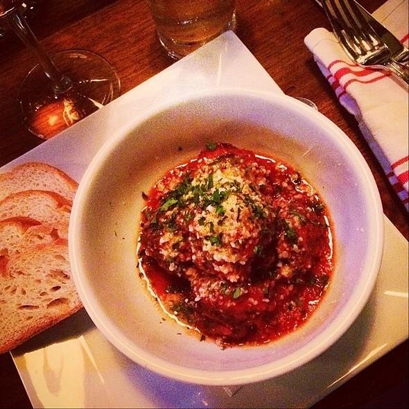 Meatballs @ Kurant Wine Bar & Kitchen