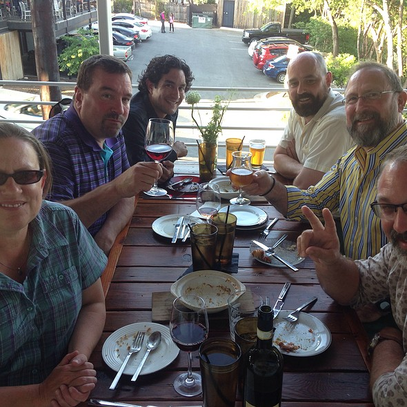 Me And The Gang At Odd Duck @ Odd Duck