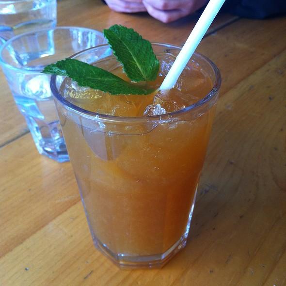 Sugar Cane Lemonade @ Arepa Café