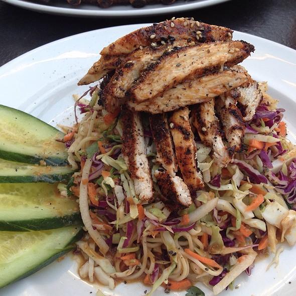 Thai Chicken Noodle Salad