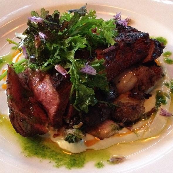 Mishima Reserve Waygu Flank Steak @ Marjorie