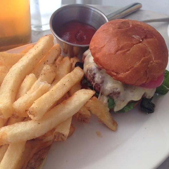Baby Jayne Burger - Jayne's Gastropub, San Diego, CA