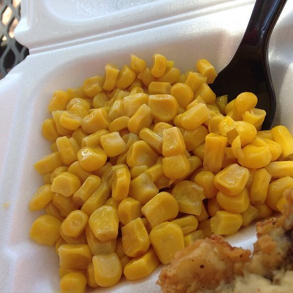 Sweet Corn @ Cast Iron Grill