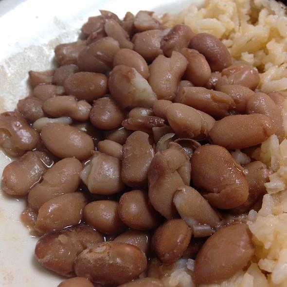 beans @ John's Backyard Grill