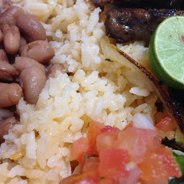 Rice And Pico @ John's Backyard Grill