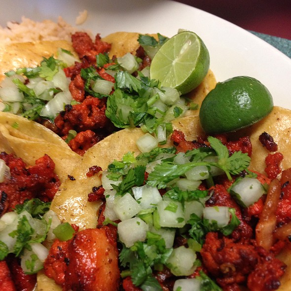 Tacos al Pastor @ John's Backyard Grill