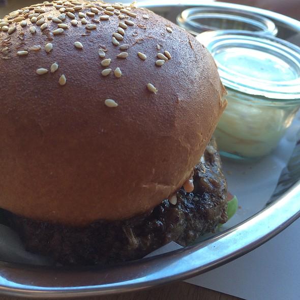 Burger @ Grill Royal Kongens Nytorv
