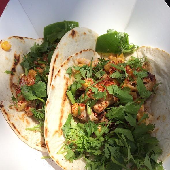 Nacho Libre Tacos @ Be More Pacific