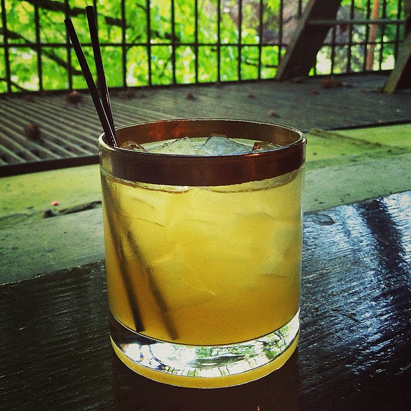 Classic Mai Tai @ The Tin Table