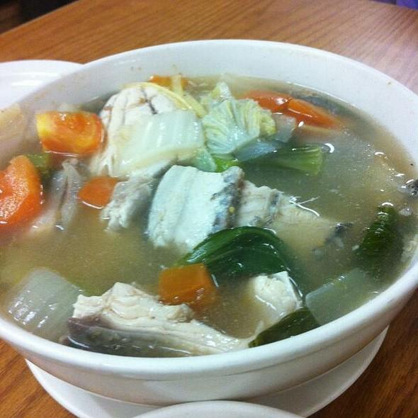 how to cook sinigang na bangus