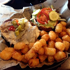 Burger Louie, Turkey - Bar Louie - Minnetonka
