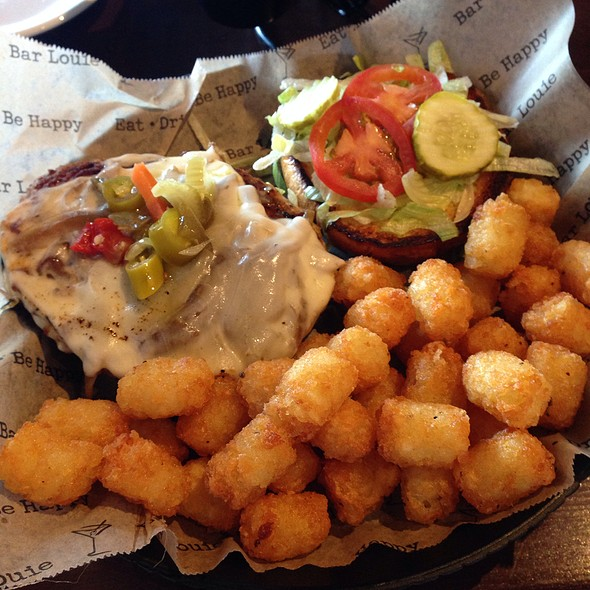 Burger Louie, Turkey @ Bar Louie Ridgedale