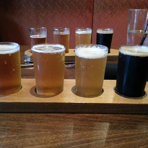 Flight Of 4 Micro Brews