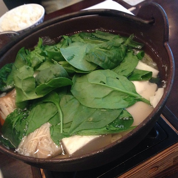Vegtable Nabe