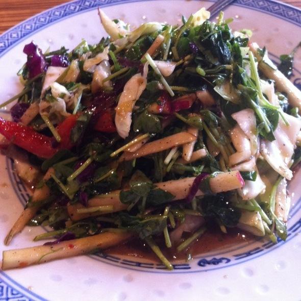 Pea Shoot Salad @ Fang Restaurant