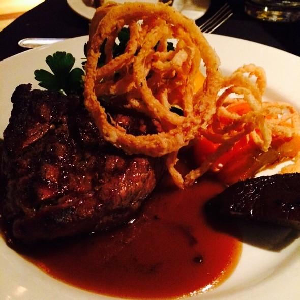Filet - Sevy's Grill, Dallas, TX