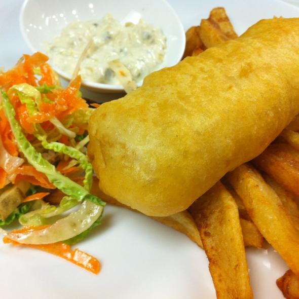 Fish & Chips - Stripers - Kennebunkport, Kennebunkport, ME