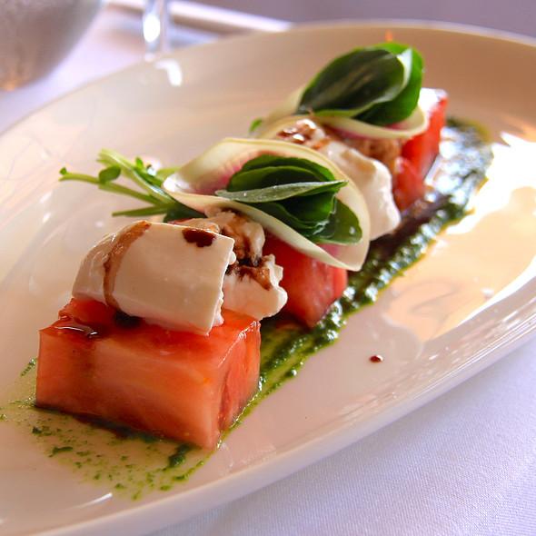 Heirloom Tomato Salad - The Dock, Newport Beach, CA