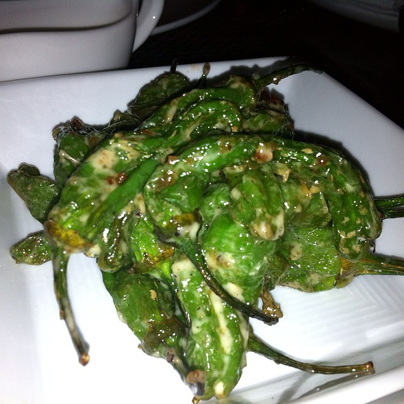 Roasted Peppers - BLT Prime, New York, NY