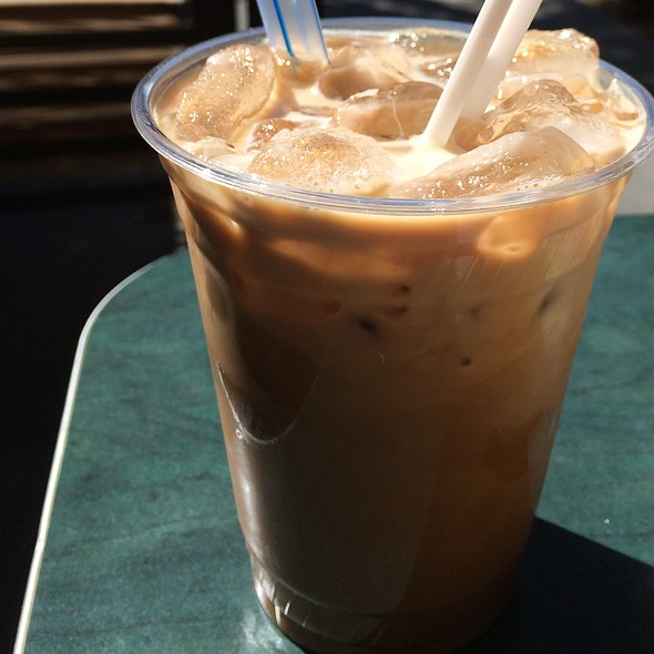Indonesian Iced Coffee @ Indo Cafe