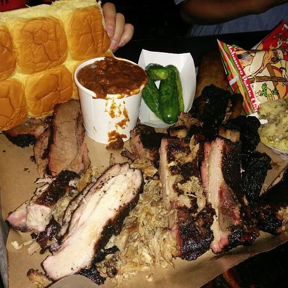 Barbecued Meats @ Fette Sau
