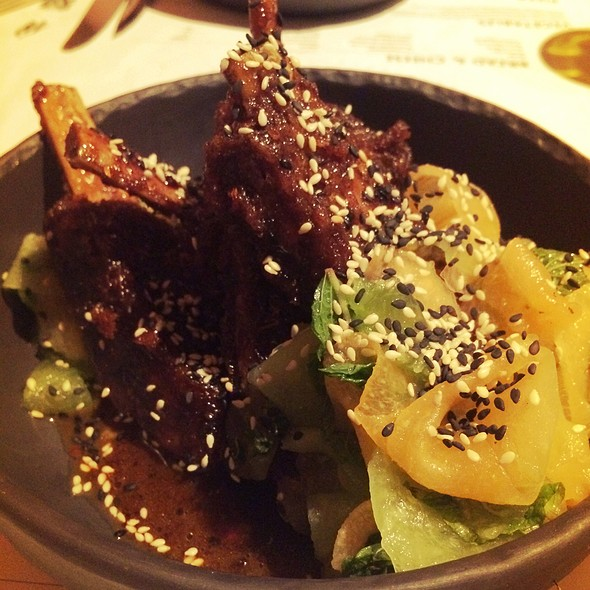 Spicy Lamb Ribs @ The Pass And Provisions