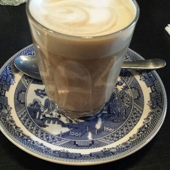 Cafe Latte @ South of Johnston