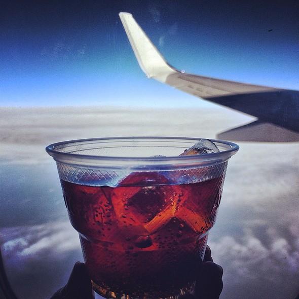 Coca Cola @ American Airlines