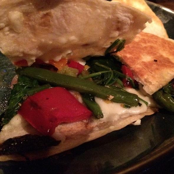 Inside Veggie Quesadilla - Rocco's Tacos & Tequila Bar - Fort Lauderdale, Fort Lauderdale, FL