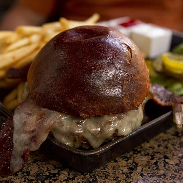 Boka Burger - BOKA Restaurant + Bar, Seattle, WA