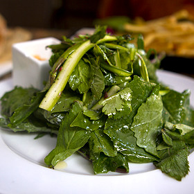 Asparagus and Kale Salad