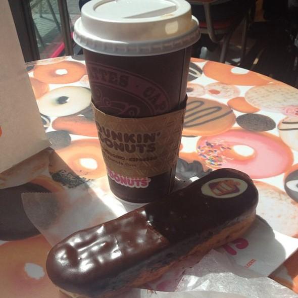 Dunkin' Donuts Menu - Berlin, Germany - Foodspotting