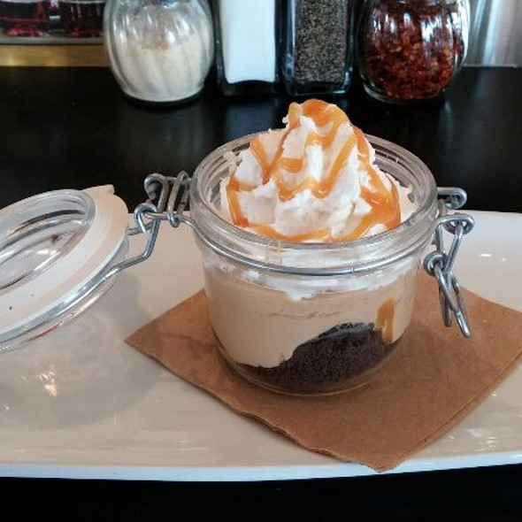 Salted Caramel Pudding @cpk